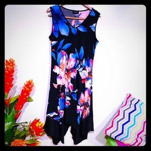 AUW Floral Dress